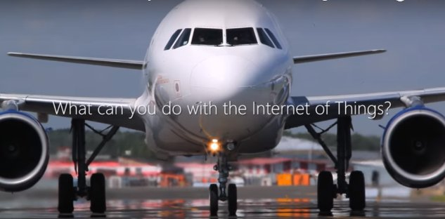 Learn how NAV CANADA is flying high and keeping planes in line using #IoT and Azure.