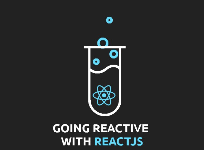 Going reactive with #reactjs, the learning curve, good hoy by @philip_nunoo ⚗ ♨️ #react