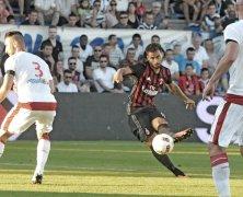 Video: Bordeaux vs AC Milan