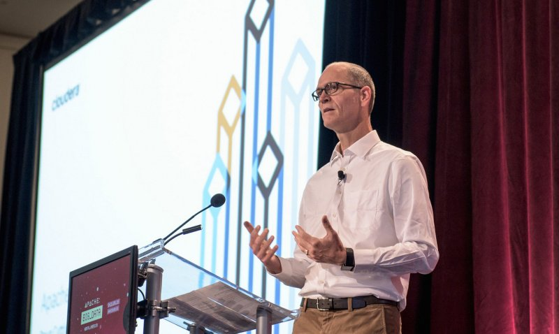 Hadoop co-founder Doug Cutting sees pace of database innovation accelerating: