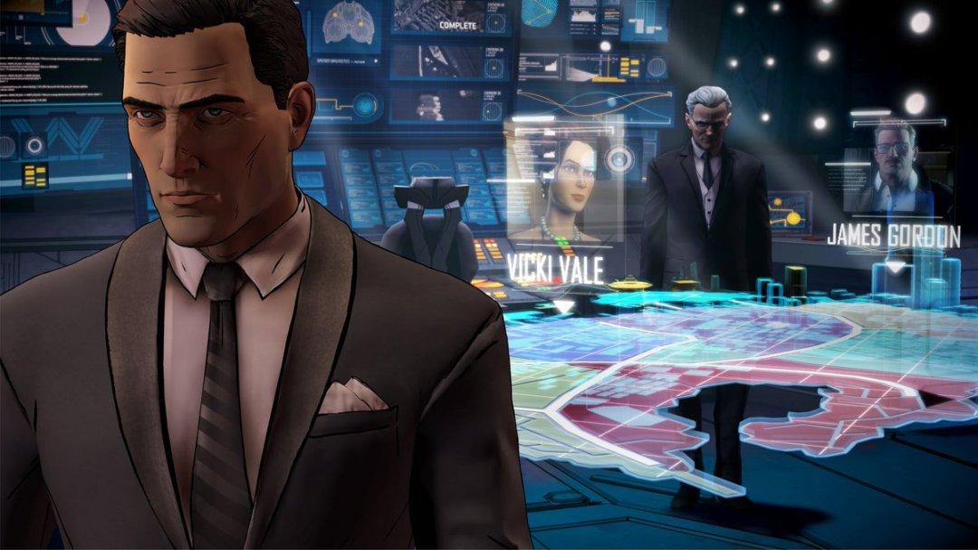 Batman: The Telltale Series Episode 1: 'Realm of Shadows' Trailer 1