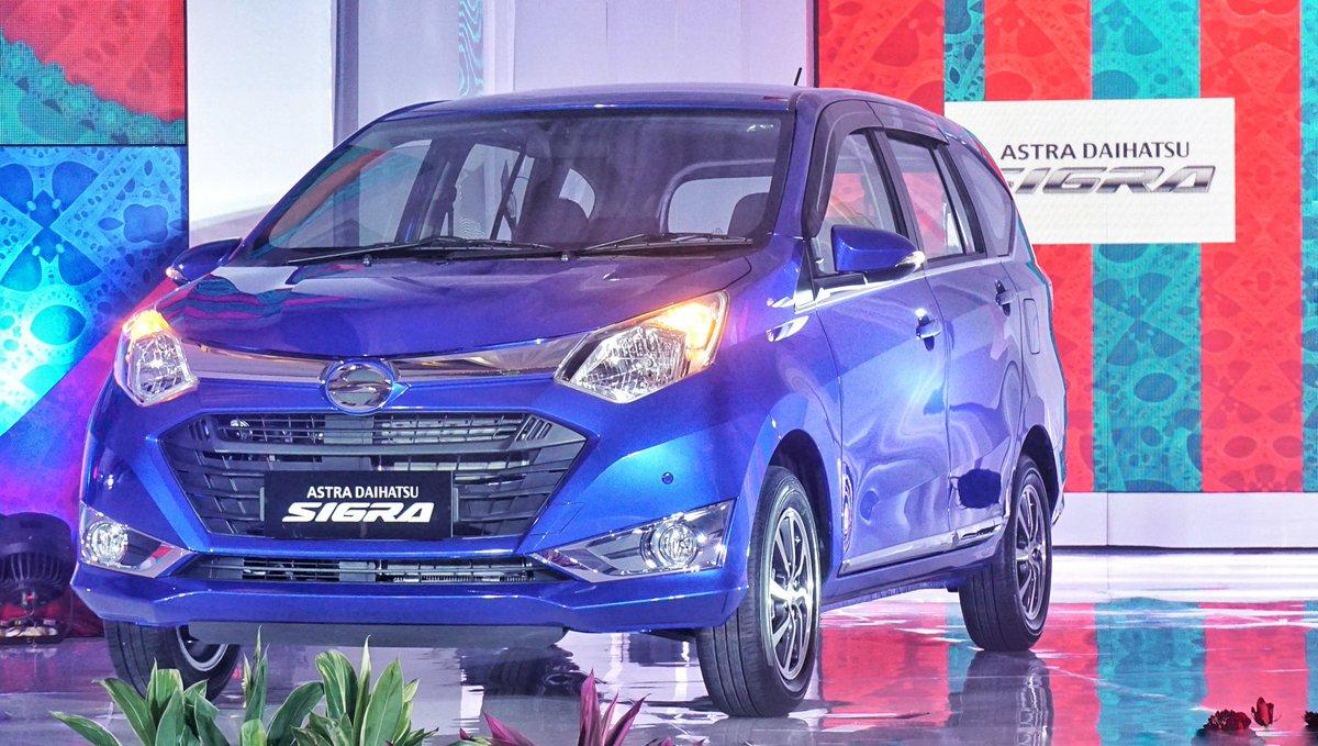 Harga Resmi Toyota Calya Dan Daihatsu Sigra