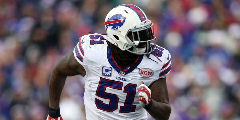 Brandon Spikes worked out for Dolphins on Wednesday, @RapSheet reports
