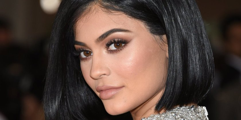 Kylie Jenner bought herself a $200,000 Land Rover for her birthday. Stunt on 'em, girl!