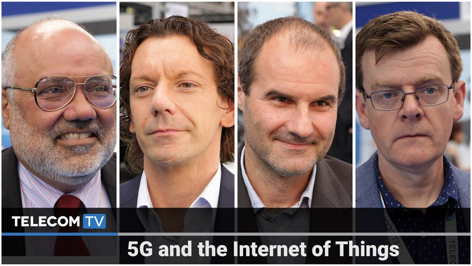 Interview w/@AerisCTO discussing #5G and the Internet of Things (#IoT) -