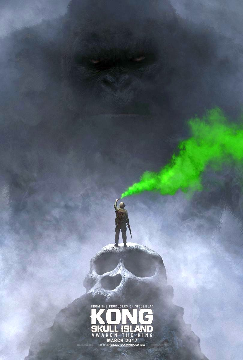 Kong: Skull Island Trailer Unveiled 1