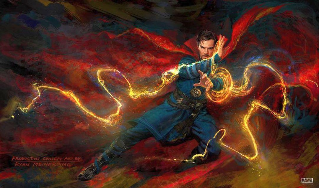 Doctor Strange Comic-Con Trailer Unveiled 1