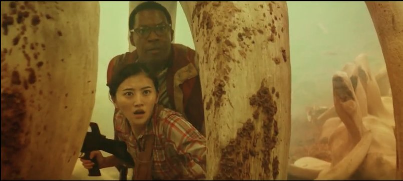 Image result for jing tian in skull island