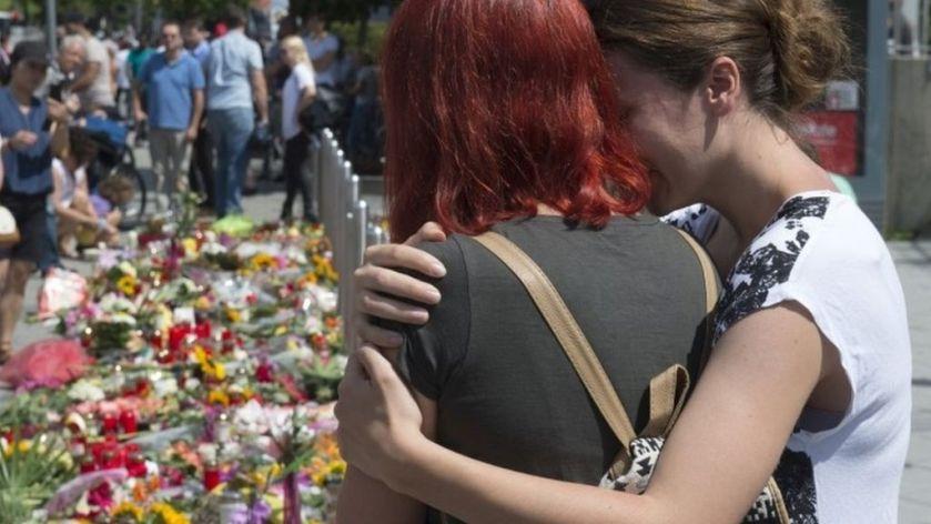Munich shooting: Gunman planned attack for year - BBC News #Munich #DarkWeb #Bitcoin