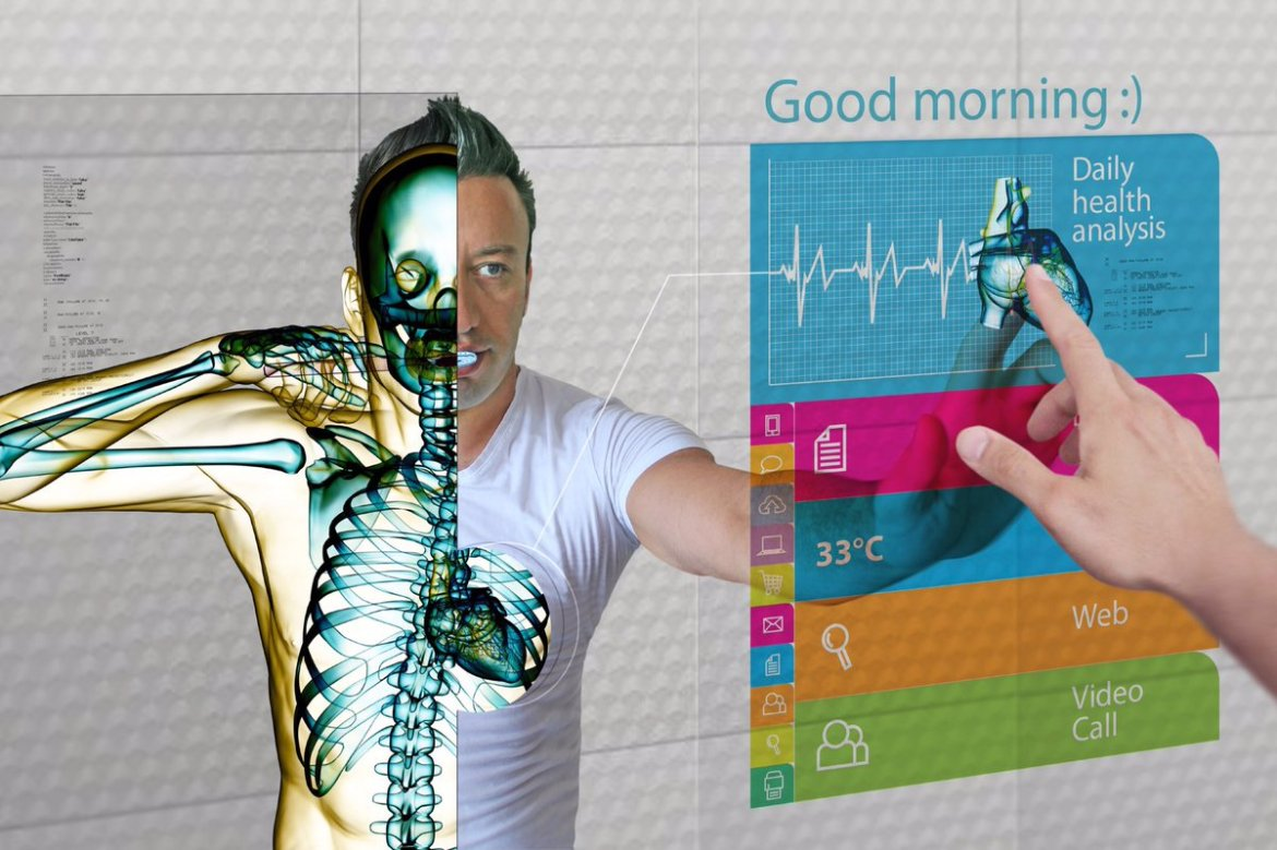 What Technologies Are Set to Change our Lives By 2036? #FashionTech #DigitalHealth #IoT
