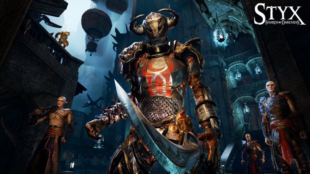 Styx: Shards of Darkness Delayed; Gameplay Trailer 2