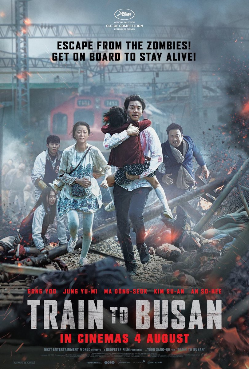 Train to Busan Book Cover