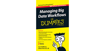 Get the Dummies guide on #BigData & #WorkflowAutomation to get more out of your big data: