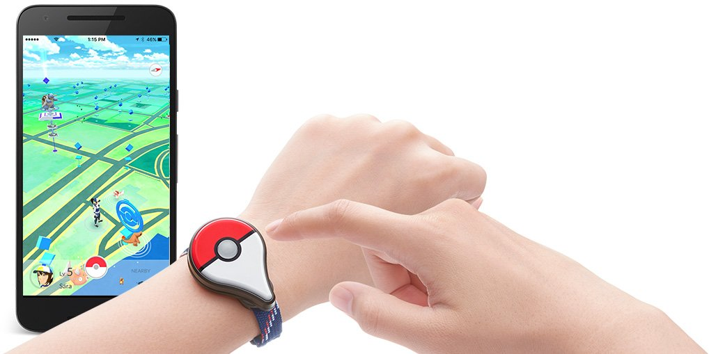 You'll have to wait another month for Nintendo's Pokémon Go Plus wearable  #Wearables #IoT