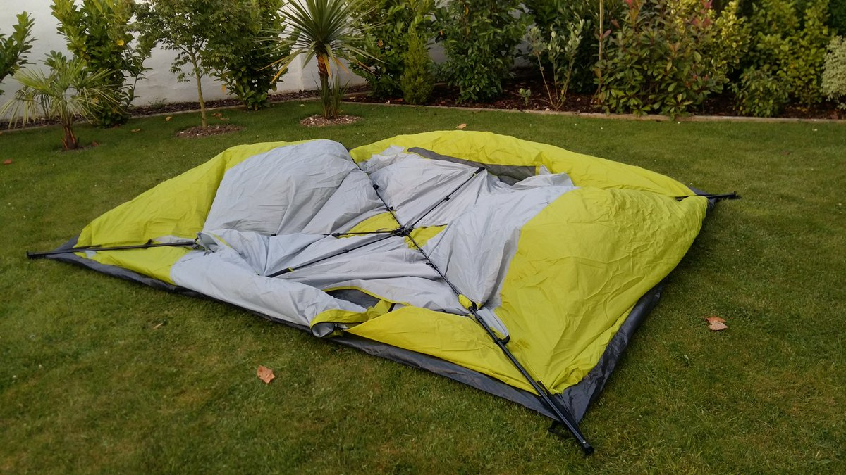 Asda Tents 4 Man Best Tent 2017 & Asda Tents 6 Man - Best Tent 2018