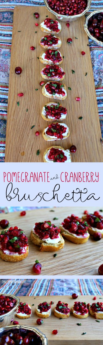 Pomegranate and Cranberry , so ... -