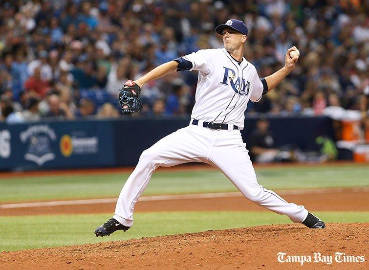 Drew Smyly's quality start lifts Rays over Yankees.  #Rays @Raysbaseball @SmylyD #Yankees
