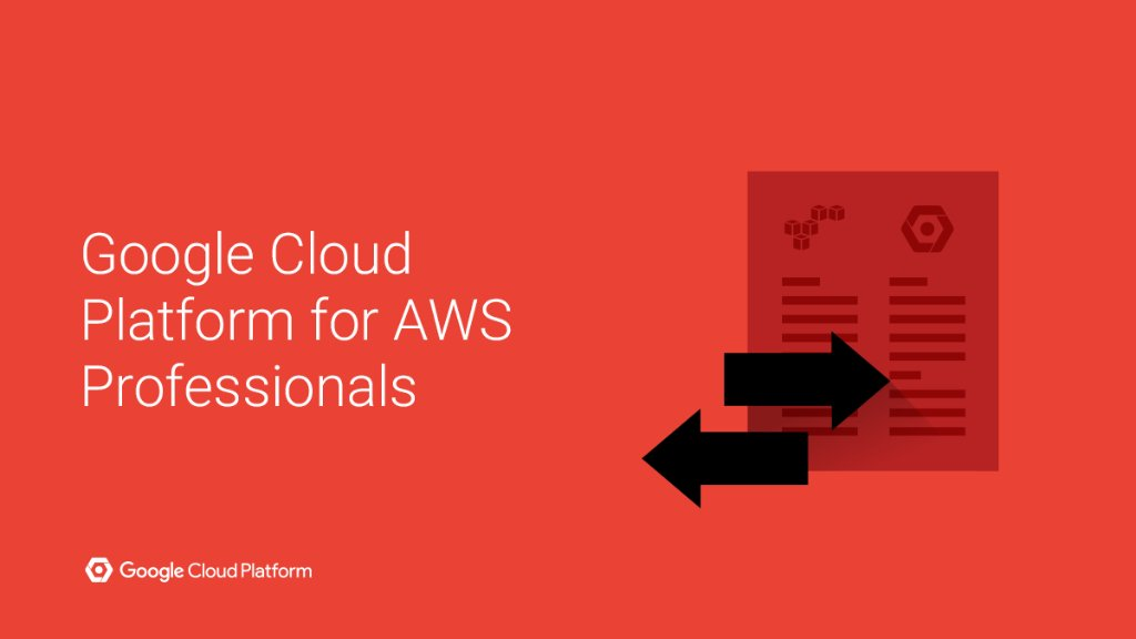 Our GCP guide for AWS users, now updated & expanded. See new sections on #bigdata and more: