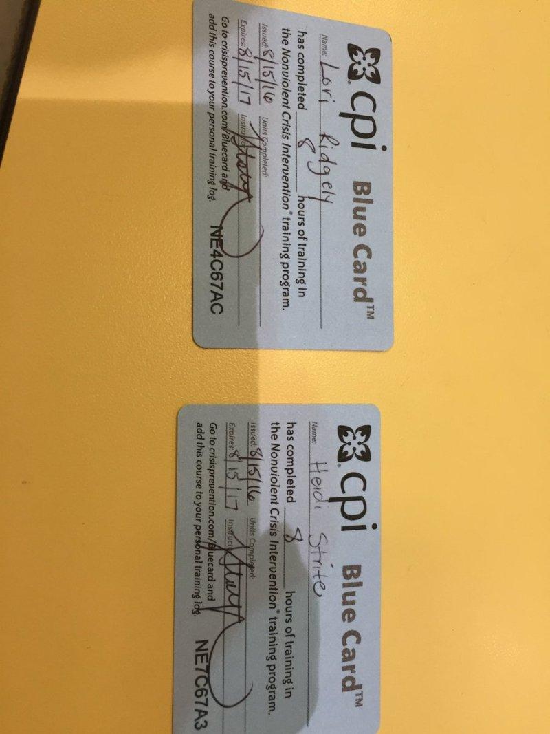 Cpi Blue Card Cekharga