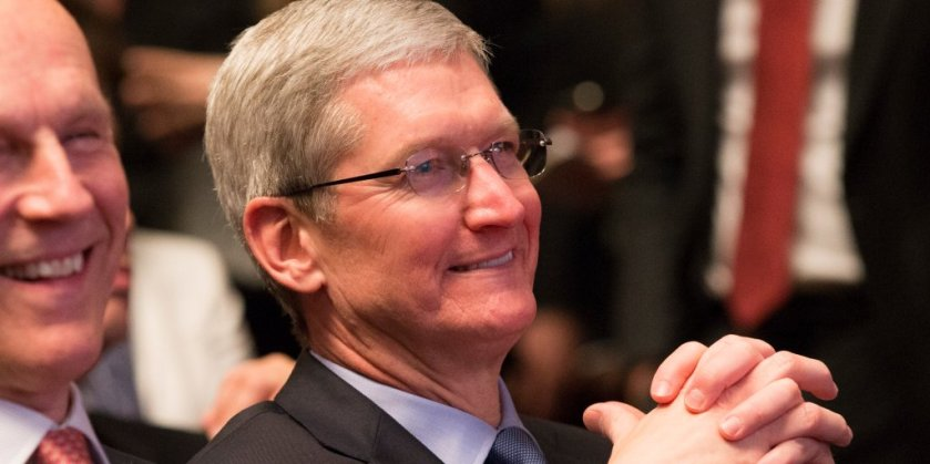 Apple just spent $200 million for more artificial intelligence expertise