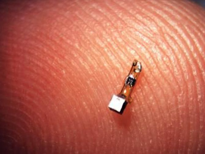 Beyond Fitbit: 'Neural dust' puts invisible cyborg tech deep inside you  #WearableTech #IoT