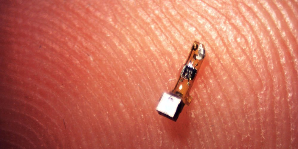 Scientists have invented wireless 'neural dust' to monitor your brain  #IoT