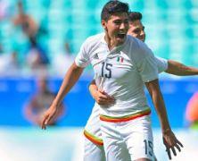 Video: U23 Fiji vs U23 Mexico