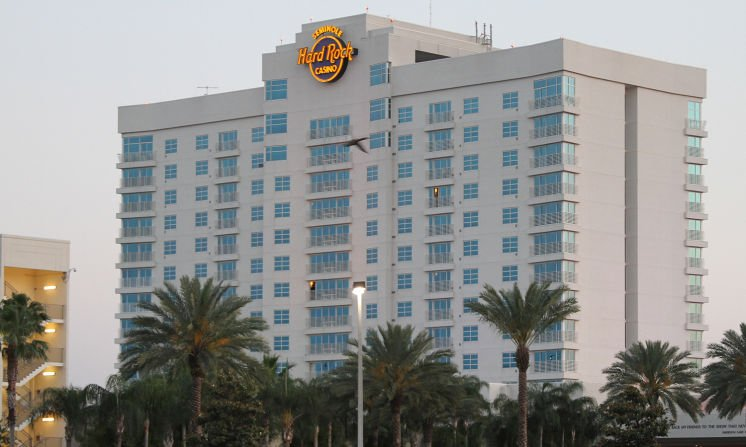 Not all delighted with the new $10 parking fee at #Tampa Hard Rock Hotel & Casino.  @TB_Times
