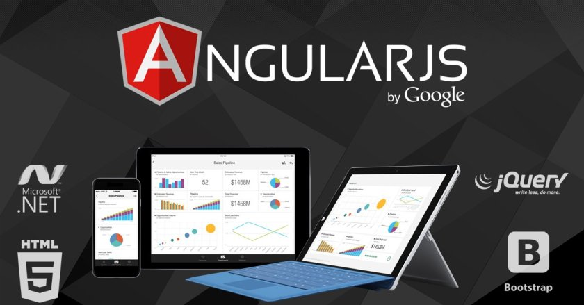Are you angling for AngularJS?