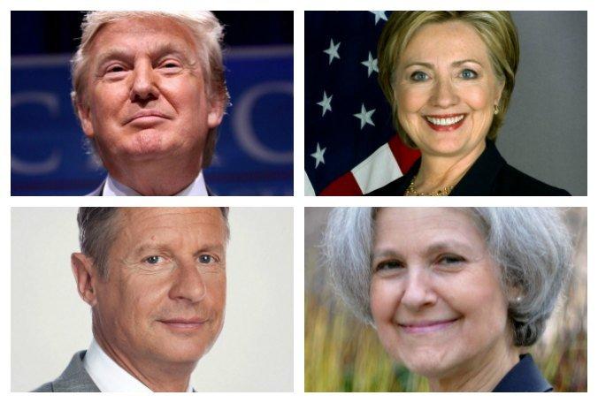 New @QuinnipiacPoll has @HillaryClinton, @realDonaldTrump in a statistical tie in #Florida