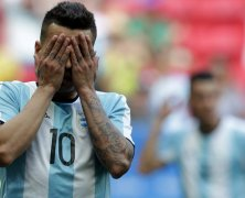 Video: U23 Argentina vs U23 Honduras