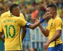 Video: U23 Đan Mạch vs U23 Brazil