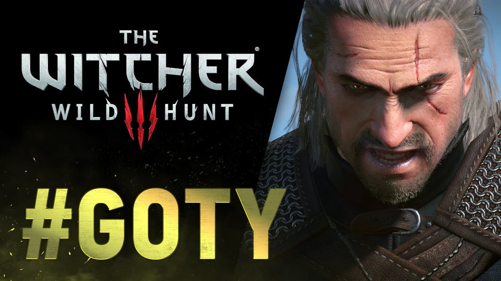 The Witcher 3: Wild Hunt - 'Game of the Year' Announcement Trailer 3