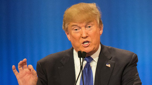 JUST IN: Trump threatens to stop fundraising for GOP