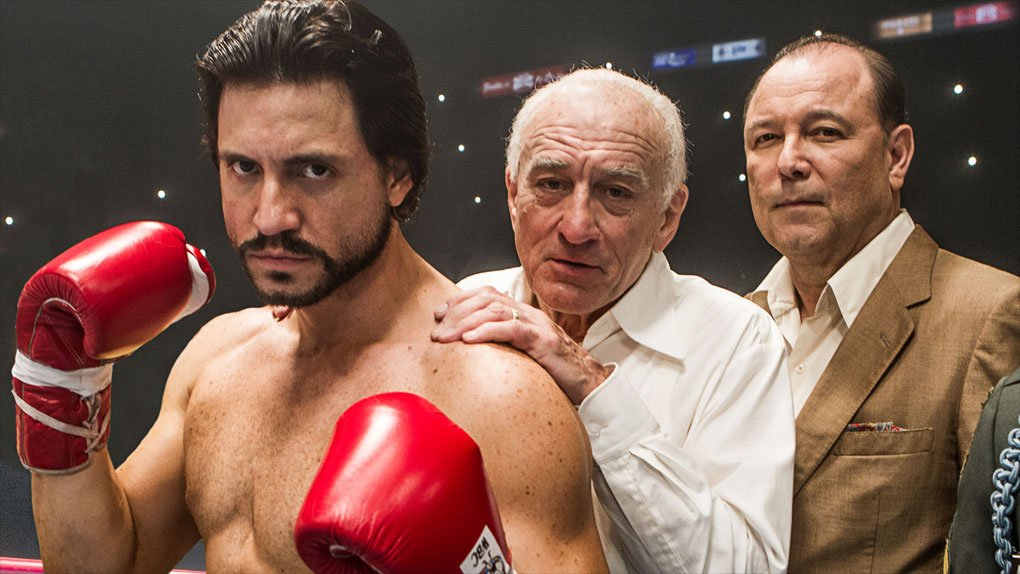 Hands of Stone Red Band Trailer Featuring Edgar Ramirez 2