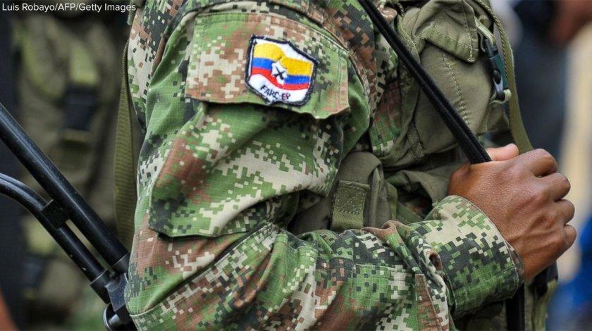 FARC commander announces permanent cease-fire under Colombia peace deal.