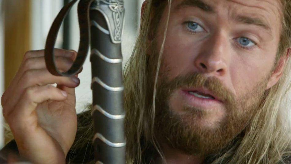 See What Thor Was Up to During Captain America: Civil War 1