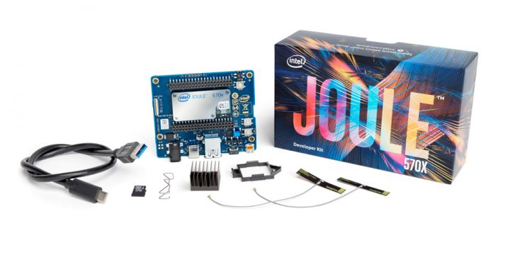 Make Amazing Things Happen in IoT and Entrepreneurship with Intel Joule | #DataScience #IoT…
