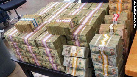 #Bitcoin San Diego Border Patrol seizes $3 million (Bitcoin users unaffected)