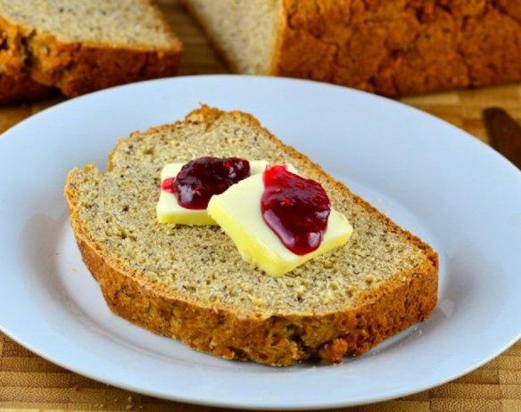 No-Yeast Irish Brown Bread