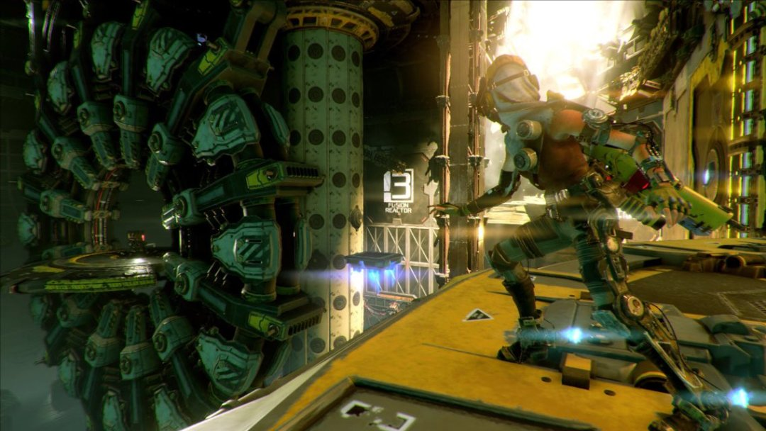 ReCore Gamescom 2016 Gameplay Trailer 3