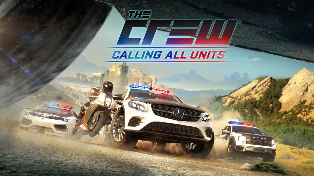 The Crew: Calling All Units Gamescom 2016 Trailer 4