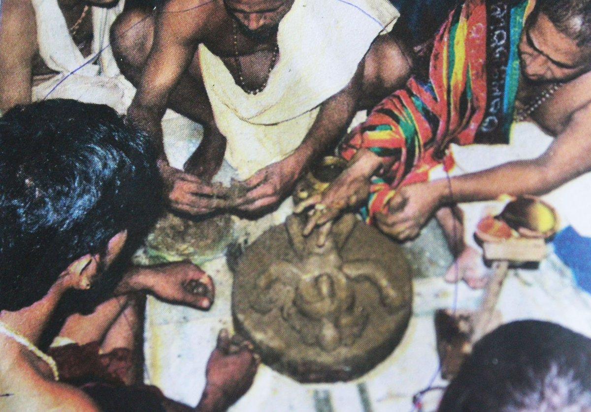 Gamha Purnima – Birth ritual of Lord Balabhadra in Jagannath Temple