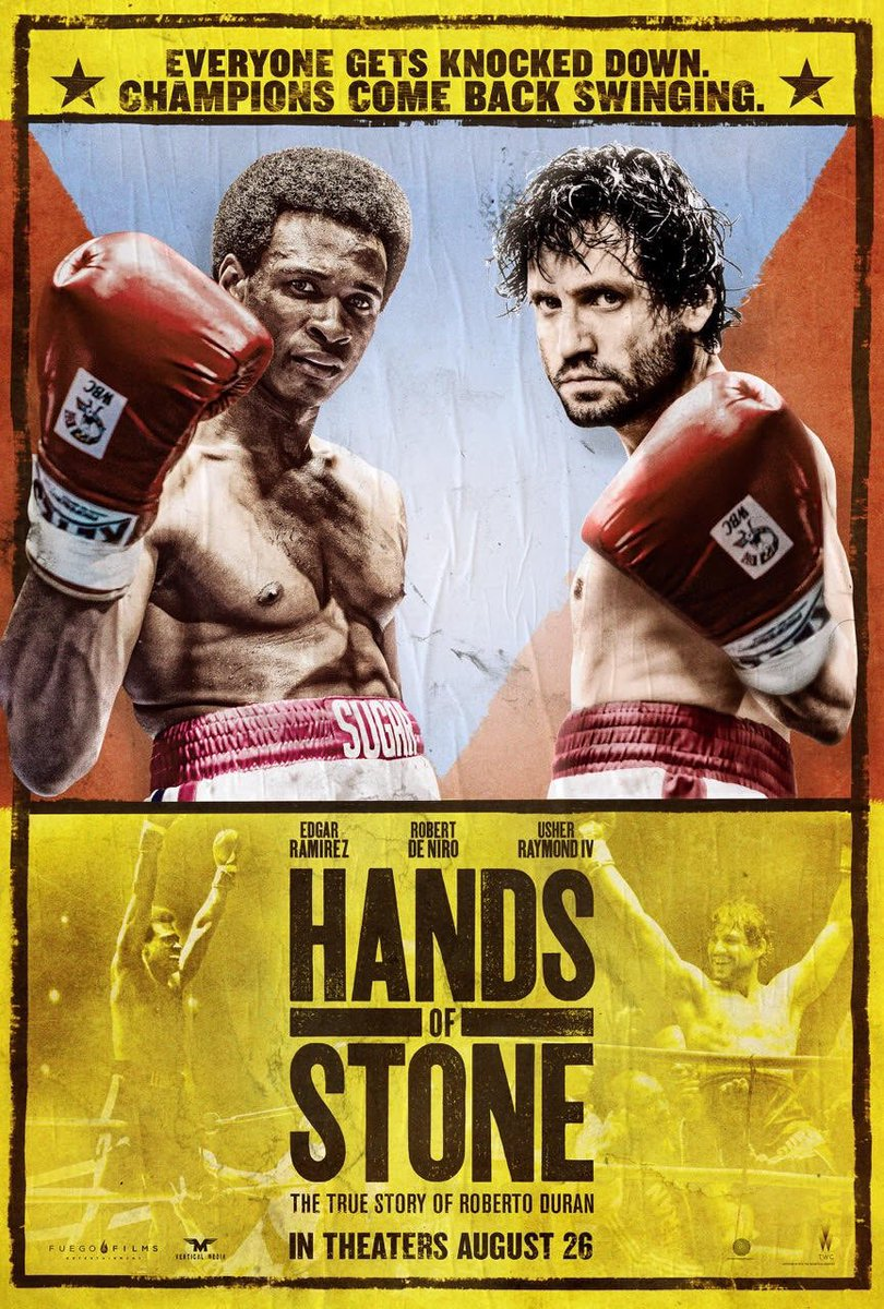 Hands of Stone Red Band Trailer Featuring Edgar Ramirez 4