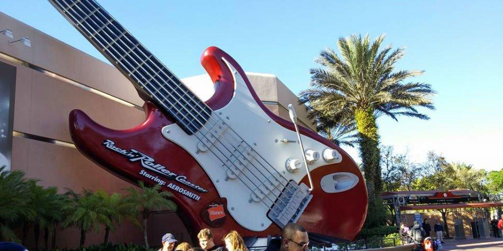 #ICYMI: Steven Tyler responds to #Disney altering Rock 'n' Roller Coaster video