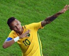 Video: U23 Brazil vs U23 Đức