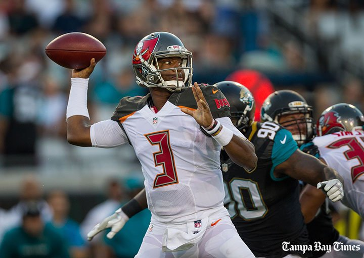 Despite win, another iffy start is notable for Bucs.  #TBvsJAX #Bucs @TBBuccaneers