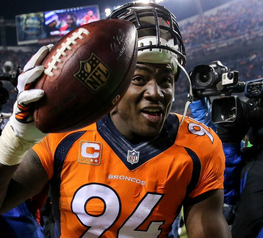 Report: DeMarcus Ware expected to practice thisweek