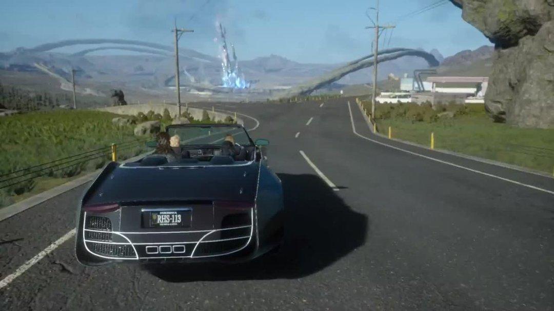 Final Fantasy XV's Radio Music Revealed 3