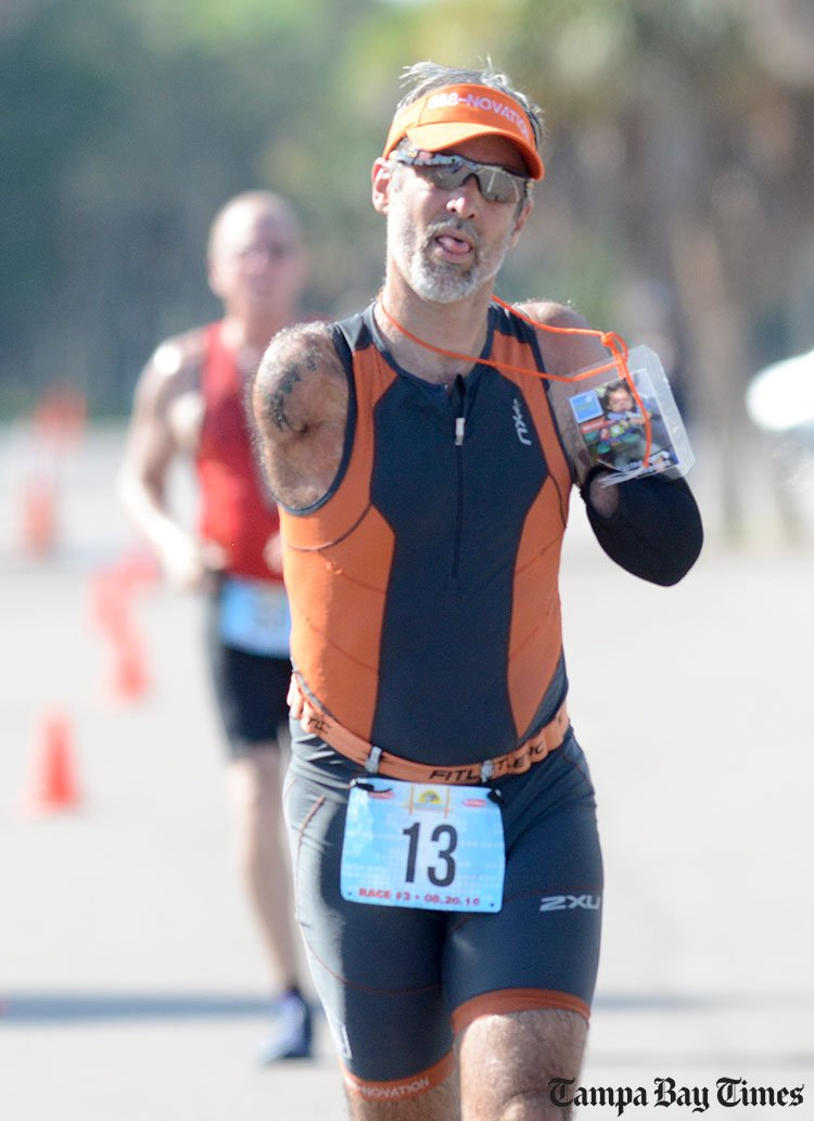 Fennelly: Double amputee triathlete has no time for 'I can't.'  @IRONMANtri  #triathlons